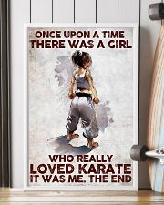 A Girl Really Loved Karate 11x17 Poster lifestyle-poster-4