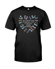 Dragonfly Heart Classic T-Shirt tile