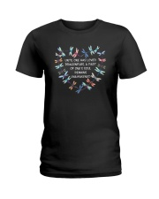 Dragonfly Heart Ladies T-Shirt tile