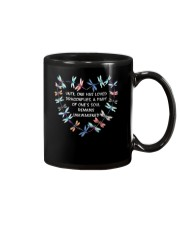 Dragonfly Heart Mug tile