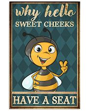 Bee Why Hello  11x17 Poster front