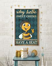 Bee Why Hello  11x17 Poster lifestyle-holiday-poster-3