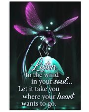 For Dragonfly Lovers 11x17 Poster front