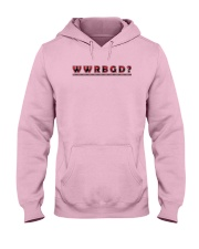 WWRBGD Hooded Sweatshirt front