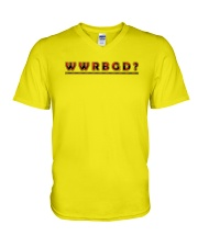 WWRBGD V-Neck T-Shirt tile
