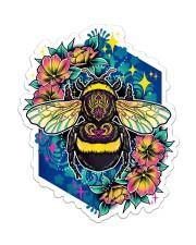 Bumblebee  Sticker - Single (Vertical) front