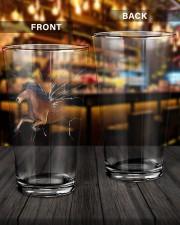 Horse 16oz Pint Glass aos-16oz-pint-glass-lifestyle-front-14