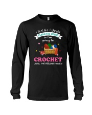 I'm Going To Crochet Long Sleeve Tee thumbnail
