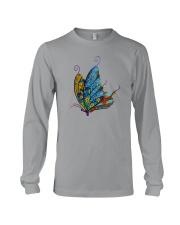 Mosaic Butterfly Long Sleeve Tee thumbnail