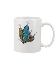 Mosaic Butterfly Mug thumbnail
