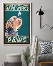 Yorkie Angel 11x17 Poster lifestyle-poster-1
