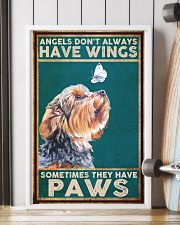 Yorkie Angel 11x17 Poster lifestyle-poster-4