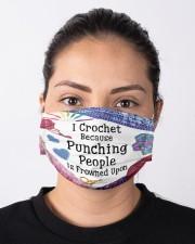 Crochet Punching Cloth face mask aos-face-mask-lifestyle-01