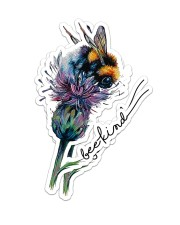 Bee Kind Sticker - 2 pack (Vertical) front