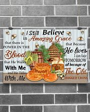 Bee Amazing Grace 17x11 Poster poster-landscape-17x11-lifestyle-18