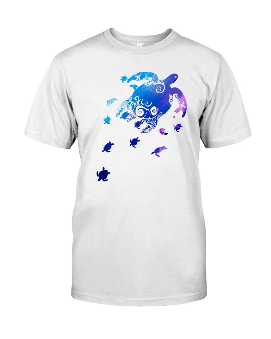Water Turtles Classic T-Shirt