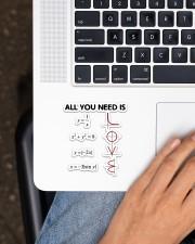 Math All You Need Sticker - Single (Vertical) aos-sticker-single-vertical-lifestyle-front-11