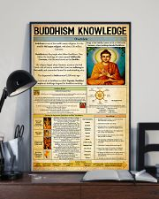 Buddhism Knowledge 11x17 Poster lifestyle-poster-2