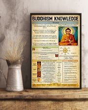 Buddhism Knowledge 11x17 Poster lifestyle-poster-3