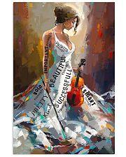 Violin I Am 11x17 Poster front