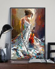 Violin I Am 11x17 Poster lifestyle-poster-2