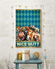 Horse Nice Butt Poster 11x17 Poster lifestyle-holiday-poster-3