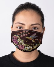 For Hummingbird Lovers Cloth face mask aos-face-mask-lifestyle-01