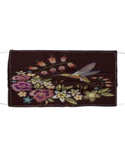For Hummingbird Lovers Cloth face mask front