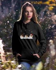 For Guinea Pig Lovers Hooded Sweatshirt lifestyle-holiday-hoodie-front-5