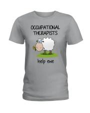 Occupational Therapists Help Ewe Ladies T-Shirt thumbnail