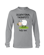 Occupational Therapists Help Ewe Long Sleeve Tee thumbnail