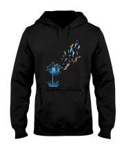 Dandelion Sharks Hooded Sweatshirt thumbnail