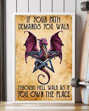 Dragon Walk Through Hell NTV 11x17 Poster lifestyle-poster-4