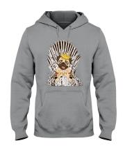 For Pug Lovers Hooded Sweatshirt thumbnail