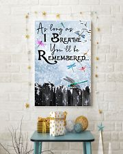You'll Be Remembered 11x17 Poster lifestyle-holiday-poster-3