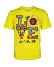 Nanalife V-Neck T-Shirt thumbnail