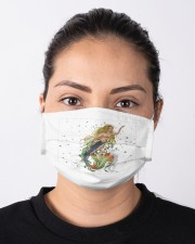 For Mermaid Lovers Cloth face mask aos-face-mask-lifestyle-01