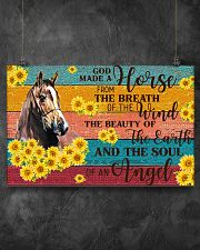 God Made A Horse 17x11 Poster poster-landscape-17x11-lifestyle-12