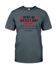 Dental Assistant Classic T-Shirt thumbnail
