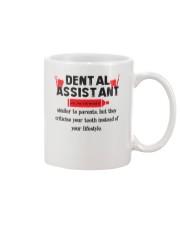 Dental Assistant Mug thumbnail