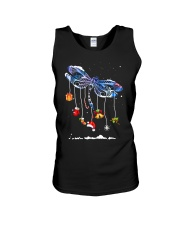 For Dragonfly Lovers Unisex Tank thumbnail