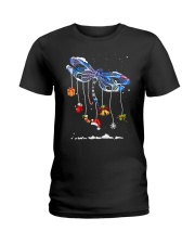 For Dragonfly Lovers Ladies T-Shirt thumbnail