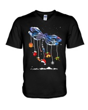 For Dragonfly Lovers V-Neck T-Shirt thumbnail