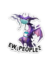 Dragon Stickers Sticker - 2 pack (Vertical) front