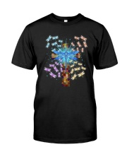 For Dragonfly Lovers Classic T-Shirt front
