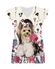For Yorkie Lovers All-over Dress thumbnail