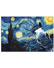 Horse Night 17x11 Poster front