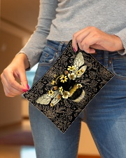 Bee Accessory Pouch - Standard aos-accessory-pouch-8-5x6-lifestyle-front-04