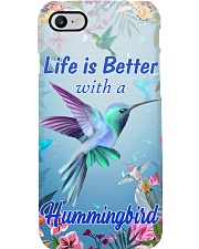 Life Is Better With A Hummingbird Phone Case i-phone-7-case