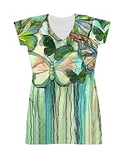 For Butterfly Lovers All-over Dress thumbnail